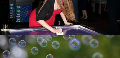 How to Fix Bubbles on Air Hockey Table