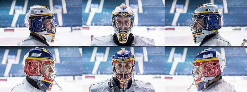 How do you size a youth hockey helmet