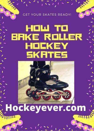 How to Bake Roller Hockey Skates