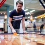 Brunswick Wind Chill Air Hockey Table Reviews