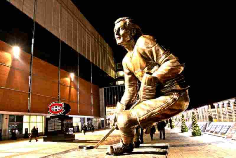 History Of Hockey In Canada