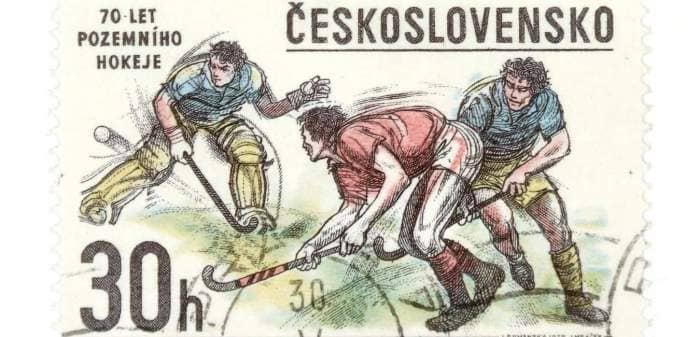 History Of Hockey Sticks