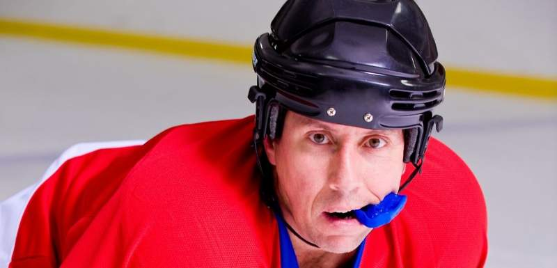 Choosing the Best Mouthguard for Hockey